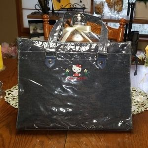 Hello Kitty Laptop Style Bag